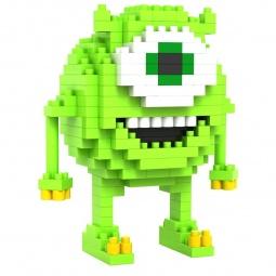 фото Конструктор-игрушка Loz «Зеленый Циклоп»