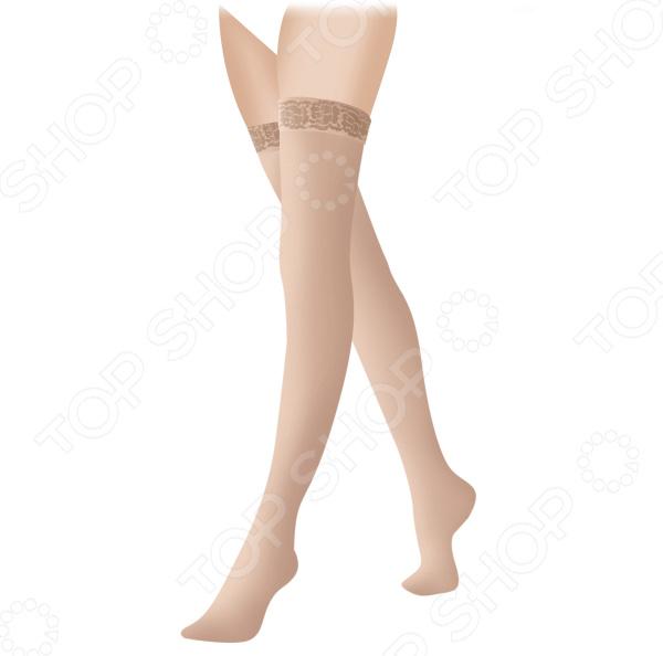 Чулки медицинские эластичные компрессионные Luomma Idealista ID-301Компрессионное белье<br>Чулки медицинские эластичные компрессионные Luomma Idealista ID-301 являются профессиональным медицинским изделием, созданным специально для профилактики определенных заболеваний вен. Это изделие рекомендуется как мужчинам, так и женщинам. Благодаря анатомической форме чулок, эта модель идеальное прилегает к ноге. Мягкий шов в области мыска компенсирует дискомфорт, а малочисленные плоские швы не оставляют следов на теле. Повышенная капиллярность ткани прекрасно пропускает воздух и влагу, обеспечивая коже необходимый приток кислорода. Мягкая силиконовая резинка плотно прилегает к ноге, удерживая чулки и не нарушая циркуляцию крови. Чулки выполнены из тонкого трикотажа, который можно повредить, если надевать чулки не по инструкции. Производитель рекомендует ткань аккуратно накладывать на кожу, а не натягивать. Перед использованием, убедитесь, что ваши ногти и руку сухие и нет заусенец, которые могут образовать затяжки и другие повреждения. Также не следует обрезать концы ниток и этикетку, чтобы не распустить узлы волокон трикотажа. Показания к применению:  синдром тяжелых ног ;  тромбоз вен нижних конечностей;  компрессионная терапия после операции на вены;  хроническая венозная недостаточность;  ретикулярный варикоз;  лимфедемы и лепидемы;  склонность к избыточной массе;  варикозное расширение вен во время беременности;  отеки во время беременности. Изделие можно стирать в машинке в деликатном режиме и без отбеливающих веществ. Чтобы не испортить ткань, не рекомендуется стирать в воде при температуре выше 30 градусов. Сушить изделие нужно вдали от нагревательных устройств, а также беречь чулки от пыли и прямых солнечных лучей.<br>