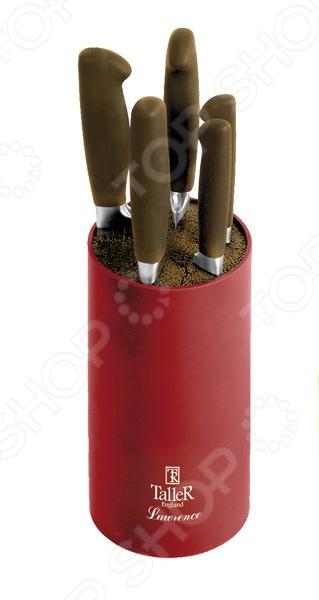 Набор ножей TalleR TR-2032 нож универсальный taller длина лезвия 13 см tr 2048