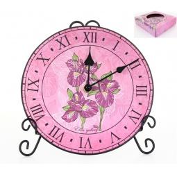 Купить Часы настенные Elan Gallery «Ирисы»