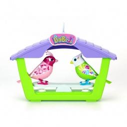 Купить Игрушка интерактивная Digibirds «Птичка с домиком». В ассортименте