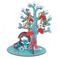 фото Набор для детского творчества Color Puppy «Дерево украшений. Мечта»