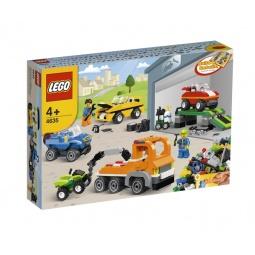 фото Конструктор LEGO Веселый транспорт