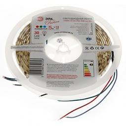 Купить Лента светодиодная Эра LS5050-30LED-IP65-RGB-eco-5m