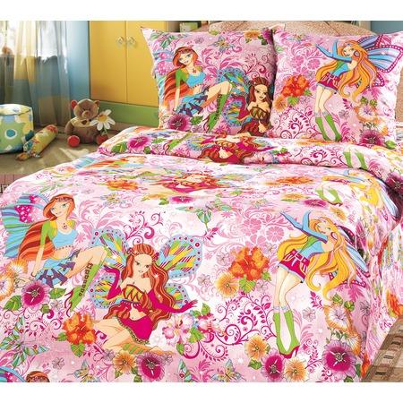 Купить Ясельный комплект постельного белья Бамбино «Добрые феи»