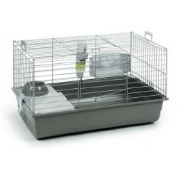 фото Клетка для кролика Beeztees Deluxe. Габариты: 800x500x440