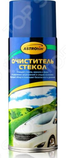 Очиститель стекол Астрохим ACT-373 очиститель деталей тормозов и сцепления астрохим act 4306 антискрип