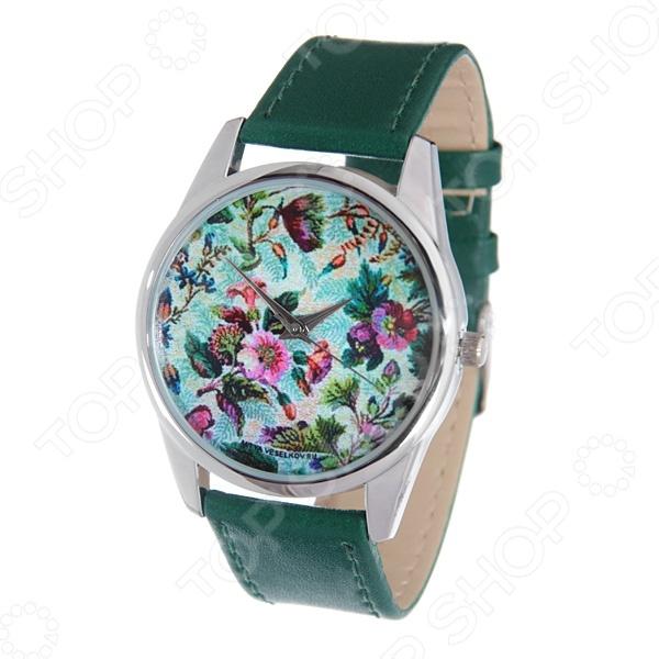 Часы наручные Mitya Veselkov «Садовый гобелен»