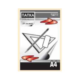Купить Папка для черчения Ульяновский Дом печати П-016