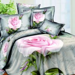 фото Комплект постельного белья с эффектом 3D Buenas Noches Solo. 2-спальный