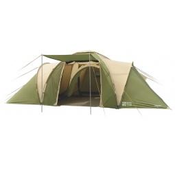 фото Палатка NOVA TOUR «Калипсо 4 N». Цвет: бежевый, хаки