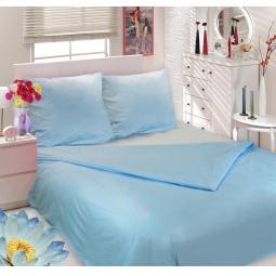 фото Комплект постельного белья Сова и Жаворонок «Водяная лилия». 1,5-спальный