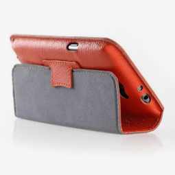 фото Чехол для Samsung Galaxy Note 2 N7100 Yoobao Executive Leather Case. Цвет: кофейный