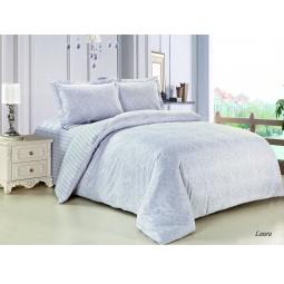 фото Комплект постельного белья Jardin Laura. Семейный