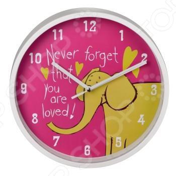 Часы настенные Hama H-123171