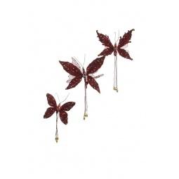 фото Набор новогодних украшений Katherines Collection «Бабочки» 1694677