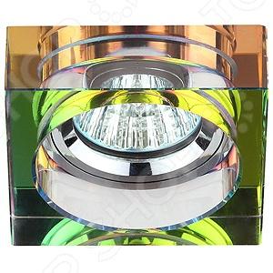 Светильник светодиодный встраиваемый Эра DK37 CH/MIX  эра dk45 ch mix