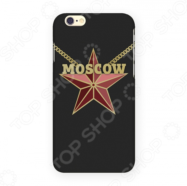 Чехол для iPhone 6 Mitya Veselkov Moscow Star