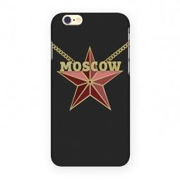 фото Чехол для iPhone 6 Mitya Veselkov Moscow Star