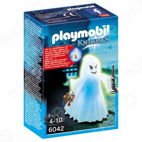 Конструктор игровой Playmobil 6042 «Рыцари: Призрак со светодиодной подсветкой»