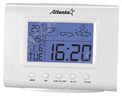 Метеостанция Atlanta ATH-2502