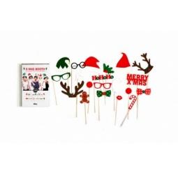 Купить Набор из 20 элементов для новогодней вечеринки Doiy X-Mas Booth