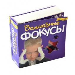 Купить Набор для фокусов Новый формат Волшебные фокусы