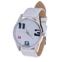 Купить Часы наручные Mitya Veselkov «3-6-8-11» MV.White