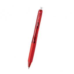 фото Ручка шариковая Pentel Vicuna-X BX105. Цвет чернил: красный