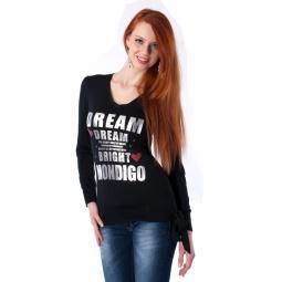 фото Футболка Mondigo 8139. Цвет: черный. Размер одежды: 42