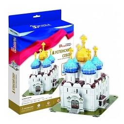 Купить Пазл 3D CubicFun «Успенский собор. Троице-Сергиева Лавра»
