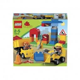 фото Конструктор LEGO Моя первая стройплощадка