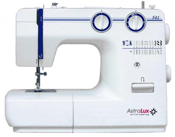 Швейная машина AstraLux 541 швейная машинка astralux 156