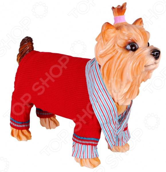 Свитер для собак DEZZIE 562504 свитер попона для собак dezzie 563560