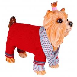 Купить Свитер для собак DEZZIE «Остин». Цвет: красный