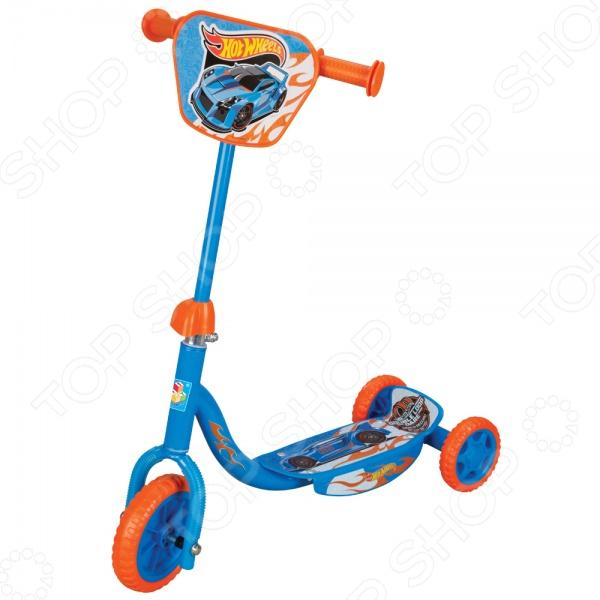 Самокат трехколесный 1 Toy Т57645 «Hot wheels» 1 Toy - артикул: 568860