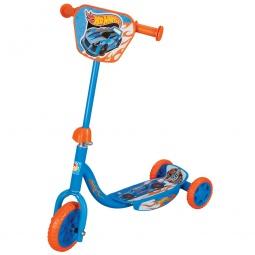 Купить Самокат трехколесный 1 Toy Т57645 «Hot wheels»