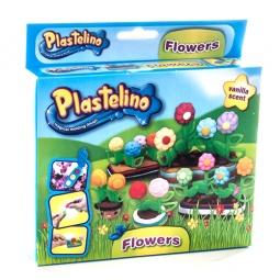 фото Набор пластилина игровой Plastelino «Флорист»