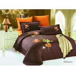 фото Комплект постельного белья Jardin Flowers. Семейный