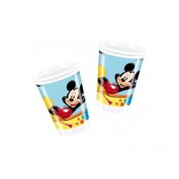 Купить Стаканы пластиковые Procos «Микки Маус на карнавале»