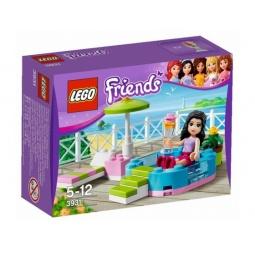 фото Конструктор LEGO Веселый бассейн Эммы