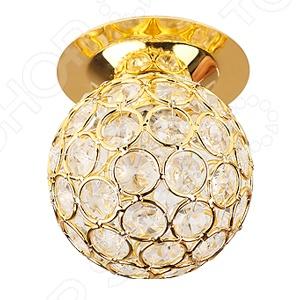 Светильник потолочный декоративный Эра DK61 GD/WH светильник потолочный эра dk d2