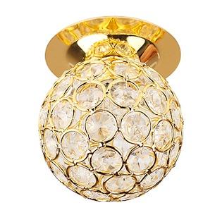 Купить Светильник потолочный декоративный Эра DK61 GD/WH