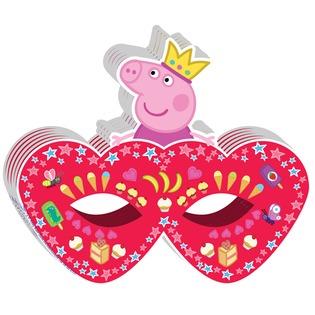 Купить Полумаска детская Росмэн 28561 «Peppa Pig. Принцесса»