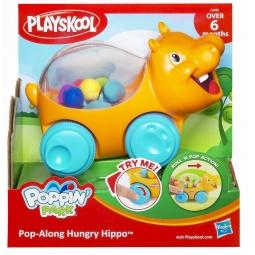 фото Игрушка развивающая Hasbro Голодный бегемотик