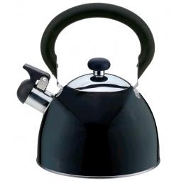 фото Чайник со свистком Катунь КТ-106. Цвет: черный