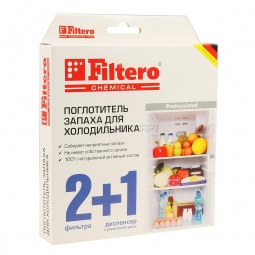 Купить Поглотитель запаха для холодильника Filtero 504
