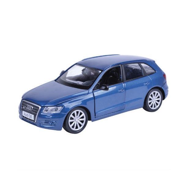 фото Модель автомобиля 1:24 Motormax Audi Q5. В ассортименте
