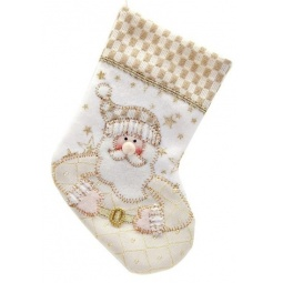 фото Носочек для подарков Новогодняя сказка 949167
