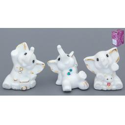 Купить Фигурка декоративная Elan Gallery Веселые слонята